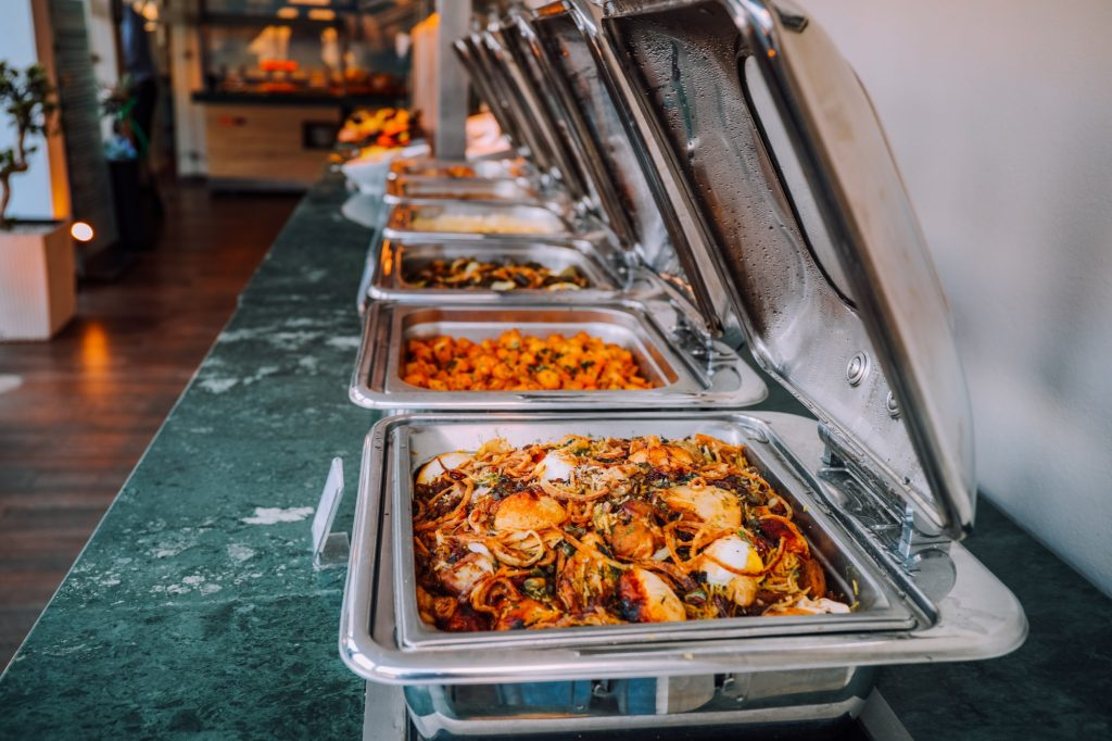 food catering service in Lagos